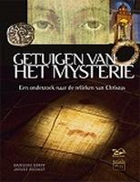 BOEK - Getuigen van het mysterie - onderzoek relieken Christ
