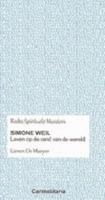 BOEK - Simone Weil - Leven op de rand van de wereld