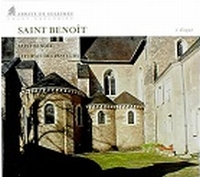 CD - Chant Grégorien de Solesmes - Saint Benoît