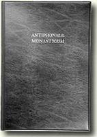 BOEK - Antiphonale Monasticum - Tome II