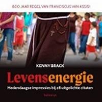 BOEK - Levensenergie - 800 j. regel Franciscus van Assisi