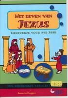 DOE-BOEKJE - Het leven van Jezus - 9-12 jaar