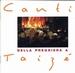 CD - Canti della preghiera a Taize