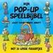 BOEK - Mijn pop-up speelbijbel met 25 losse figuurtjes