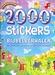 BOEK - 2000 Stickers Bijbelverhalen